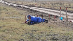 Demining of liberated areas in Azerbaijani Fuzuli