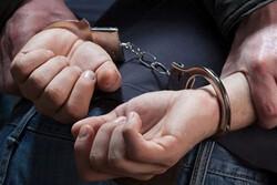 دستبند پلیس بر دستان سارقان حرفهای منزل