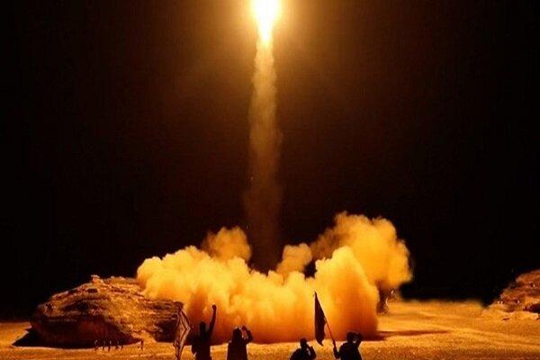 Saudi coalition claims destroying Yemeni ballistic missile