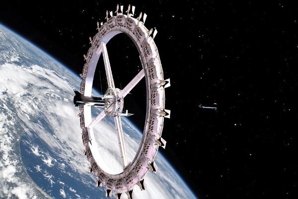 VIDEO: Construction of world's 1st space hotel to begin