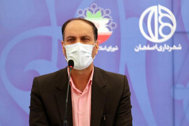 ۵۳ هکتار جنگل دستکاشت در اصفهان ایجاد شد