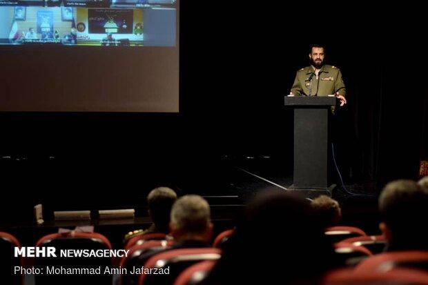 اختتامیه اولین جشنواره ملی و سراسری تئاتر سنگر