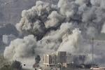 ائتلاف سعودی اردوگاههای آوارگان یمنی را بمباران کرد