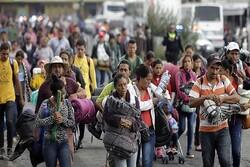 جدا کردن کودکان مهاجر از والدین آنها در مرزهای آمریکا