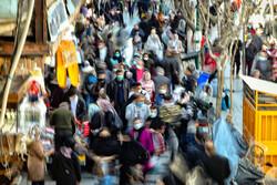 ردپای ویروس انگلیسی در ۳۱ استان/تغییر رنگ بندی شهرها