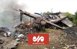 سقوط هواپیما در جنوب سودان با ۱۰کشته