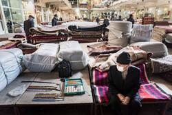 سایه گرانی وکرونا در بازارهای نوروزی مازندران