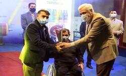درخشش ورزشکاران خوزستانی در مسابقات پارا وزنهبرداری قهرمانی کشور
