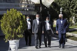 İran Bakanlar Kurulu Toplantısı'ndan fotoğraflar