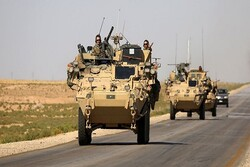 4th US logistics convoy targeted in Iraq