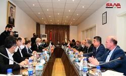 Iran ready to transfer scientific experiences to Syria: VP
