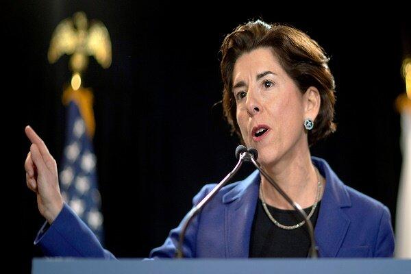 جینا ریموندو به عنوان وزیر بازرگانی آمریکا منصوب شد