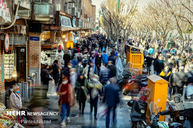 خطر چرخش ویروس انگلیسی در بازار تهران بیشتر است