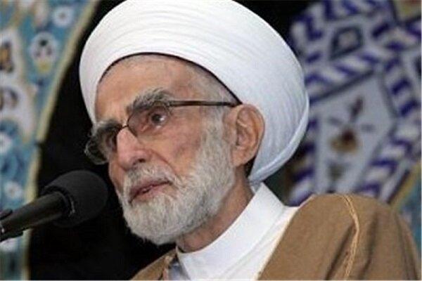 شیخ «احمد الزین» رییس جمعیت علمای مسلمان لبنان درگذشت
