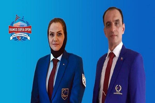 Iranian referees to preside over Ramus Sofia Open 2021