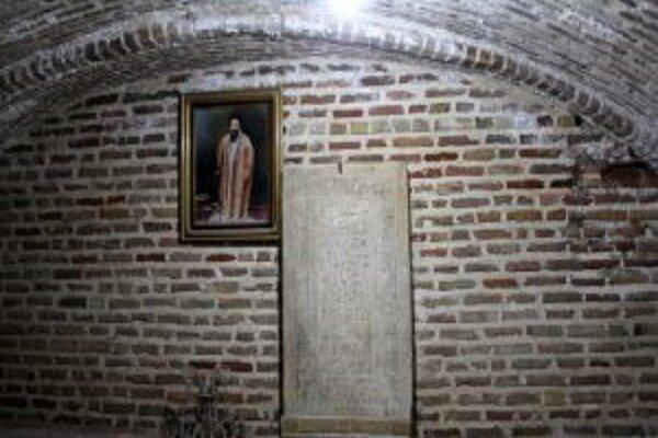 ساماندهی و مرمت مقبره علمای قزوینی در محوطه پیغمبریه آغاز شد