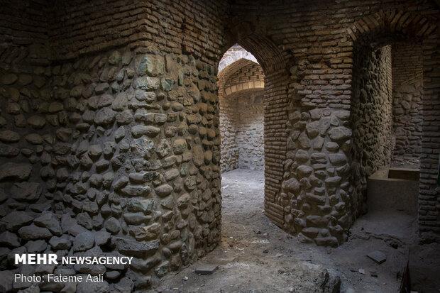 وضعیت بازسازی حمام تاریخی اسماعیلیون
