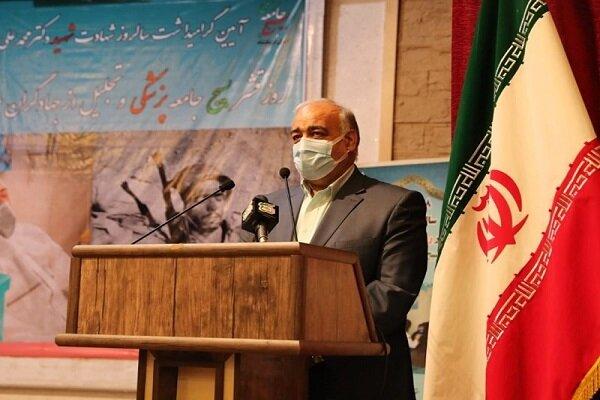 تلاش های جامعه پزشکی به کنترل کرونا در کرمانشاه کمک کرده است