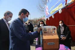 ایجاد ۱۰ پایگاه جمع آوری جشن نیکوکاری در کردستان