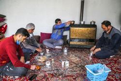 رئیس سازمان زندانها در کنار سفره مددجویان شاهرودی افطار کرد