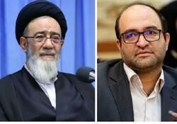 تبریک امام جمعه تبریز به سرپرست خبرگزاری مهر آذربایجان شرقی