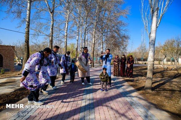 Inauguration of Iranian ethnic culture park in Alborz prov.