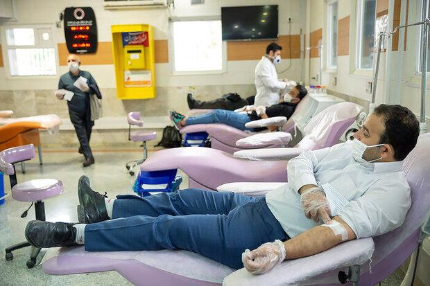 مرکز اهدا خون کرمانشاه باز است/نیاز به همه گروههای خونی