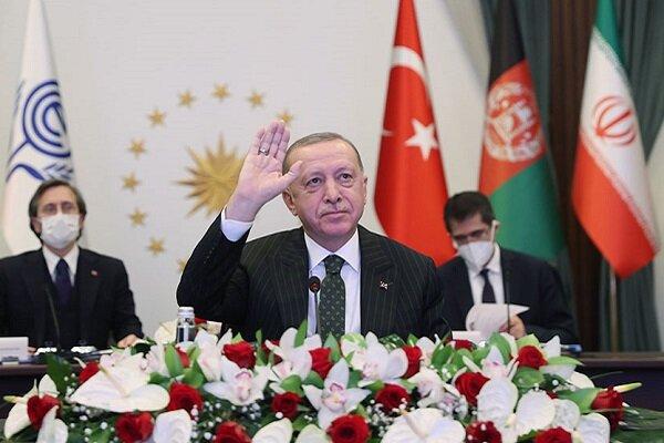 Erdoğan İran'a uygulanan yaptırımların son bulmasını istedi