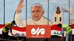 استقبال مردم عراق از پاپ