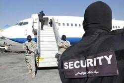 IRGC foils plot to hijack plane: statement