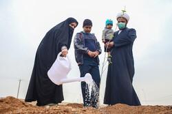«هر کودک یک نهال» طرح درختکاری امسال یزدیها