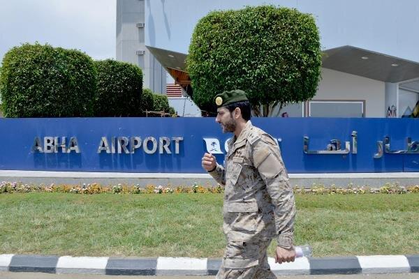 """Yemen'den Suudi Arabistan'daki """"Abha Havaalanı""""na İHA'lı operasyon"""