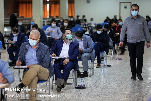 ادامه اعتراض دانشجویان آزاد به تاریخ برگزاری آزمون جامع