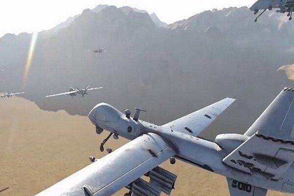 Yemen conducts 5 drone attacks on Saudi Malik Khaled airbase