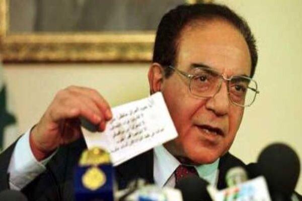 وزیر اطلاعرسانی و فرهنگ رژیم صدام معدوم مُرد