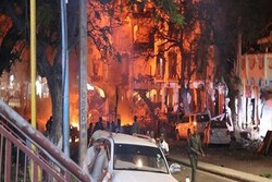 At least 20 killed in Mogadishu car bombing