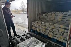 توزیع ۴۰۰ تن مرغ منجمد طرح تنظیم بازار در آذربایجان غربی آغاز شد