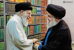 Nasrallah praises Leader's condolence for Sheik Ahmad al-Zein