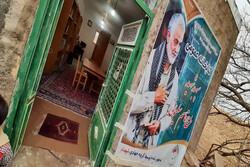 هشتمین کتابخانه گروه جهادی شهدا در شهرستان خدابنده افتتاح شد