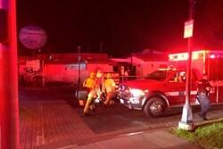 انفجار در تگزاس آمریکا/ دستکم ۱۰ نفر زخمی شدند