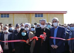 بخشداری کشکسرای در شهرستان مرند افتتاح شد