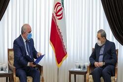 Velayati receives President Putin's message to Ayat. Khamenei