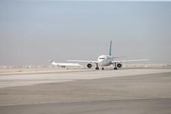 ۲۱۵۸ سورتی پرواز در فرودگاه های مازندران انجام شد