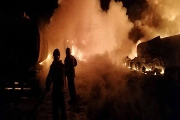 Huge explosions hit N Syria's Aleppo (+VIDEO)