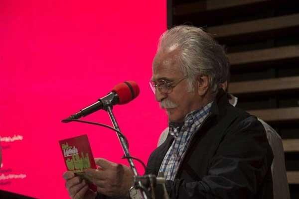 قدردانی «ایوب خان» از هنرمند پیشکسوت عرصه گرافیک در تئاتر شهر
