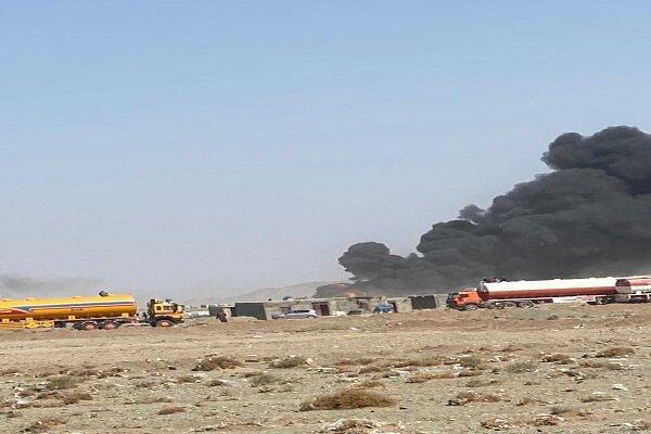 İran-Afganistan sınırında tekrar patlama yaşandı