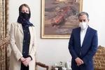 ايران مستعدة لمواصلة التعاون الثنائي مع النرويج في القضايا الإقليمية والدولية