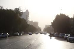 ذرات معلق هوای بهاری اصفهان را آلوده میکند/ جو پایدار است