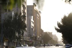 وزش باد شدید توام با گرد و خاک اصفهان را در بر میگیرد