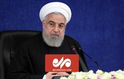 روحانی: بایدن عمل تروریستی ترامپ را ادامه میدهد
